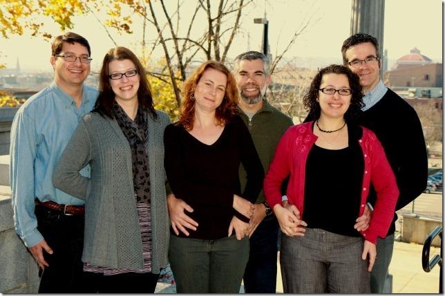 Six Friends - 2012