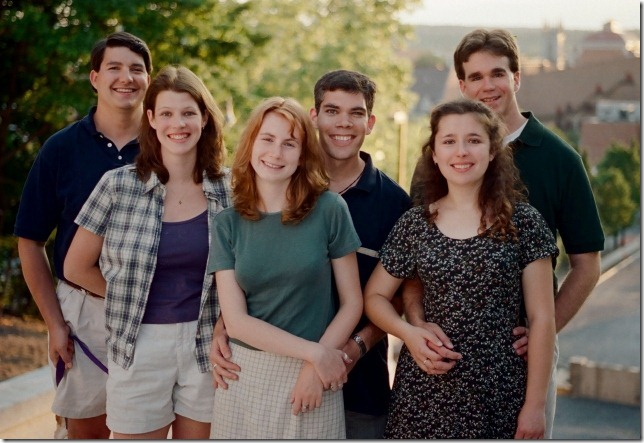 Six Friends - 1999